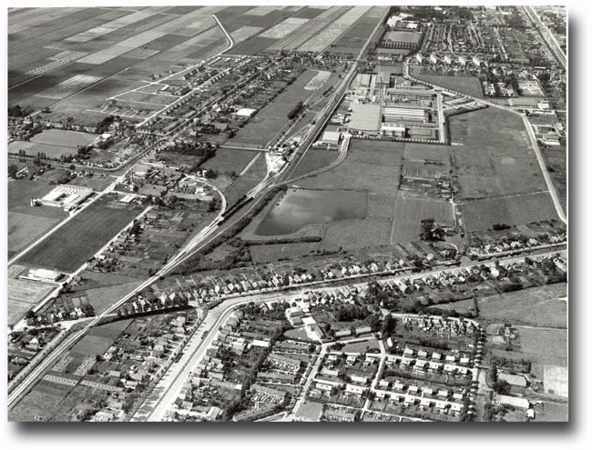luchtfoto 1964